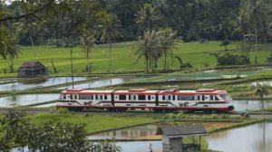 Lasuah, Kereta Api Jurusan Kayutanam - Padang Resmi Dibuka, Sarana Transportasi dan Wisata