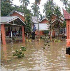 Ondeeh, Kabupaten Solok Dilanda Bencana Banjir Lagi